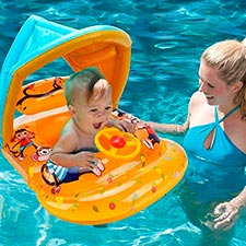 flotadores para bebe