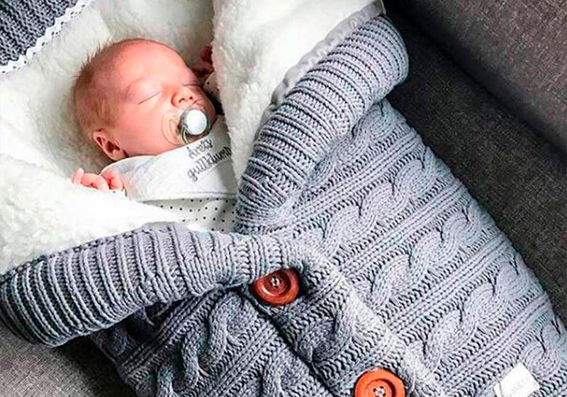 manta termica invierno bebe