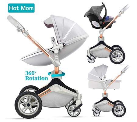 carrito de bebe 3 en 1