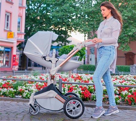 carritos de paseo para bebes