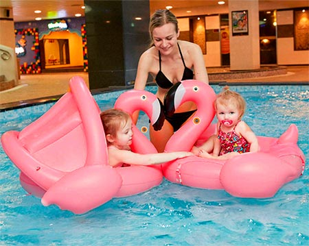 flotadores bebe para piscinas