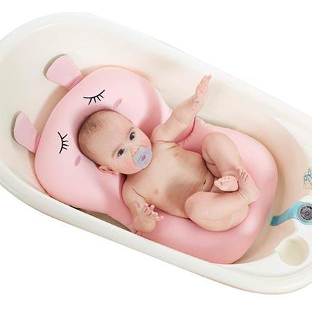 bañera bebe recien nacido