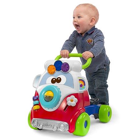 andador bebe evolutivo
