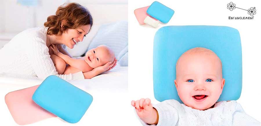 almohadas para bebe