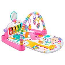 gimnasio actividades para bebes