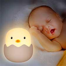 Lámpara de noche Infantil Luz Bebé