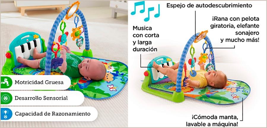 gimnasios actividades para bebes
